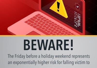 Beware Wire Fraud This Weekend