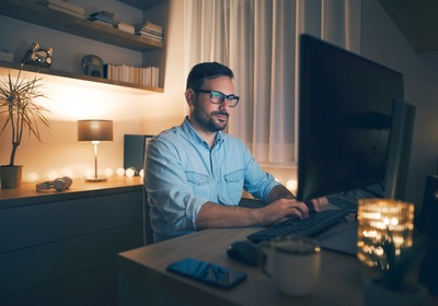 KnowBe4 Security Tips - How to Stay Safe While Working from Home